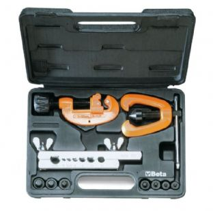 Beta 351C Pipe Cutter & Tube Flaring Tool